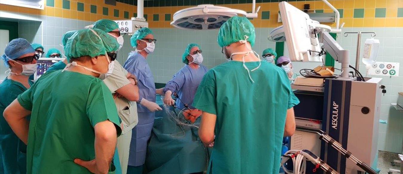 Centrum Małoinwazyjnej Chirurgii Miednicy Mniejszej